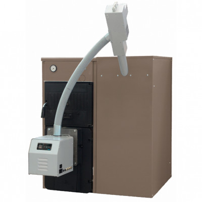 Пеллетный котел отопления SIME Solida 8 PL
